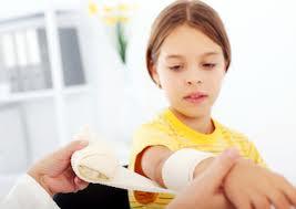 injuries to children
